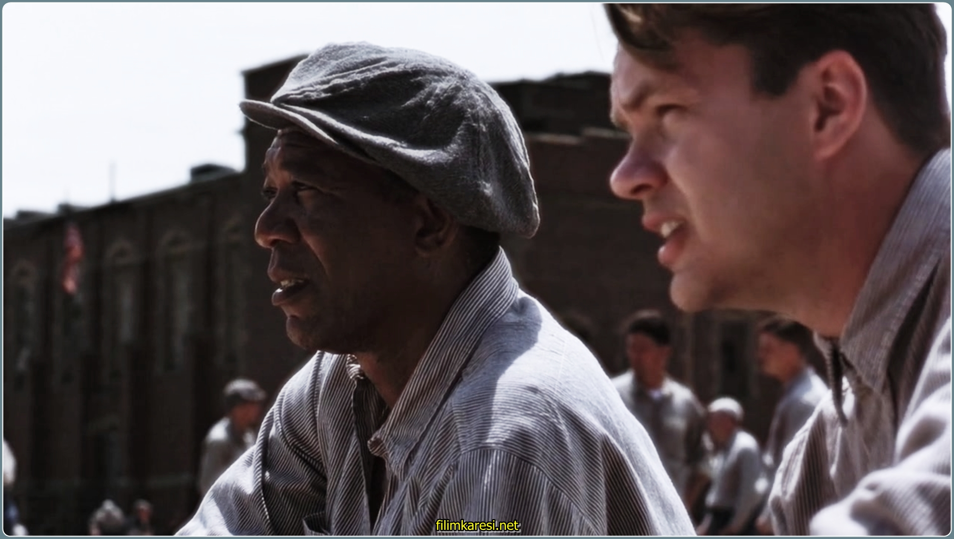 reds redemption shawshank redemption A short summary of stephen king's rita hayworth and the shawshank redemption this free synopsis covers all the crucial plot points of rita hayworth and the shawshank redemption.