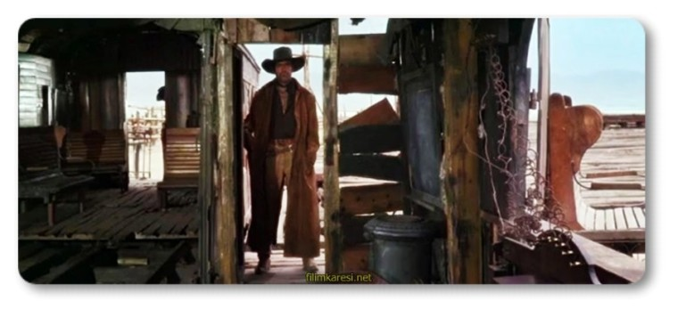 Silahlı bir soyguncu olan Frank demiryolları ile ilgili yeni bir proje yürüten çok güçlü bir kişi tarafından kiralanır. Görevi yeni demiryolu projesinde önlerine her kim çıkarsa onu öldürmek ve projenin sürmesini sağlamaktır. Ancak kötü adamın karşısına hiç beklemediği kişiler çıkacaktır...