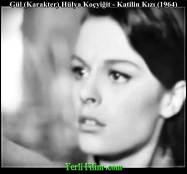 gul hulya kocyigit 0027 katilin kizi 1964
